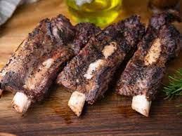 smoke beef back ribs bbq dry rub