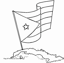 Flag Of Maine Coloring Page Luxury Dominican Republic Flag Coloring