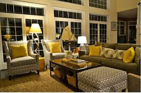 ... Remarkable Decoration Gray And Yellow Living Room Cosy 1000 Ideas About Yellow  Gray Room On Pinterest ...
