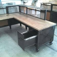 office desk ideas nifty. Nifty Reclaimed Wood Office Desk In Rustic Home Decor Ideas H23f With