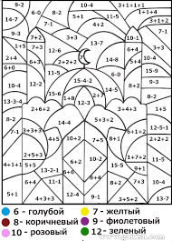 Math For Kids Math Coloring Pages