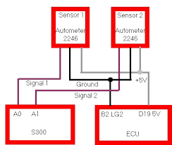 autometer fuel pressure sensor wiring autometer hondata s300 programmable ecu guide on autometer fuel pressure sensor wiring