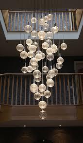 contemporary lighting sculpture
