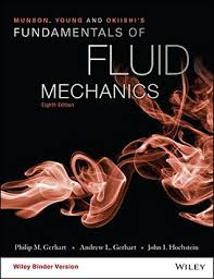 Munson, Young and Okiishi's Fundamentals of Fluid Mechanics, 8th Edition by  Philip M. Gerhart