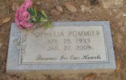 Ophelia Broussard Pommier (1933-2009) - Find A Grave Memorial