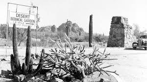 desert botanical garden entrance