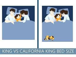 california king vs king kings vs king bed size parison california king bed s