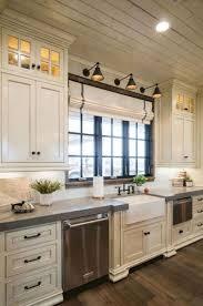 rustic country kitchen design. Modren Design 57 Modern Rustic Farmhouse Kitchen Cabinets Ideas For Country Design