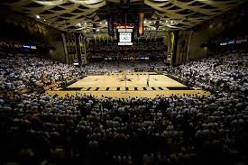 Vandy Basketball White Out Game Vs That Other School In