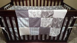 rustic baby furniture new rustic baby boy crib bedding buck deer white tan arrows light