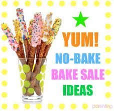 3 No Bake Recipes For Your Bake Sale Desserts And Treats Baking