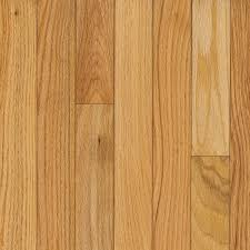 bruce american originals natural oak 5 16 in thick x 2 1 4 in w x random length solid hardwood flooring 40 sq ft case snhd2210 the home depot