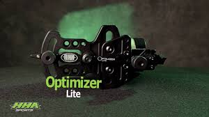 Optimizer Lite Single Pin Adjustable Bow Sight By Hha Sports