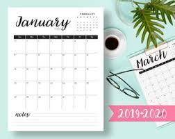 Weekly Planner Printable Weekly Planner Inserts Weekly Etsy