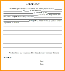 Free Vehicle Purchase Agreement Car Contract Form – Livingaudio