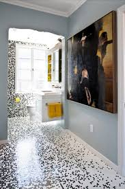 Mosaic Bathroom Floor Tile Yellow Mosaic Bathroom Tiles Captivating Interior Design Ideas