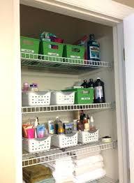 bathroom closet organization ideas. Modren Bathroom Towel Closet Organizer Bathroom Mesmerizing  Organization Ideas  On Bathroom Closet Organization Ideas