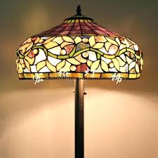 fancy lamp shades collection in glass floor lamp shades upscale stained shade living fancy fabulous
