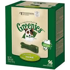 Shop Greenies Dog Dental Chew Treats Multi Free Shipping