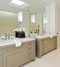 taupe cabinets