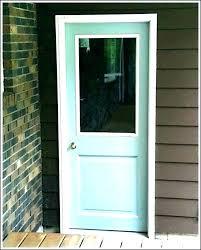 garage entry door fire rated 45 minute wood doors with glass en