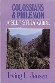 Jensen Bible Study Charts Jensen Bible Study Charts Volume 2 Old Testament Irving L
