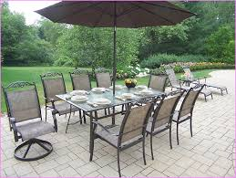 Patio patio furniture at costco brown rectangle modern wooden