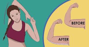 reduce arm fat