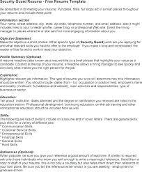 Securitas Security Job Security Contract For Securitas Security Job