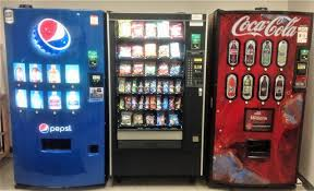 Snack Vending Machines With Card Reader New Allegro Refreshments NJ Vending Service Healthy Vending High Tech