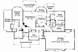 two story house plans with first floor master bedroom unique craftsman house plans cedar creek 30