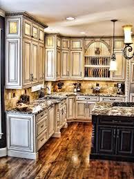 rustic white cabinets best distressed kitchen cabinets ideas on rustic painting kitchen cabinets antique white rustic