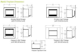 standard fireplace design dimensions standard chimney and standard fireplace dimensions s