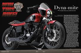 this years bike week is going to be dyna mite