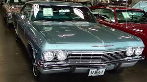 1965 Chevrolet Impala SS 396 Big-block V8 Fast Lane Classic Cars ...