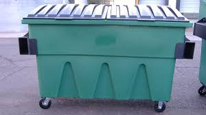large plastic bins. 2-3-4 Yard Containers Large Plastic Bins N