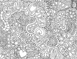 Small Picture Hard Coloring Pages For Teenagers Coloring Coloring Pages