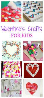 Best 25+ Heart crafts ideas on Pinterest | Valentine crafts, Valentine craft  and Kids valentine image