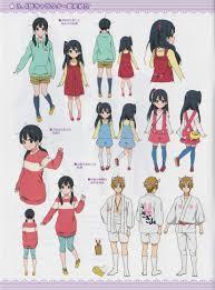 Kyoani Character Design Tamako Market 1485182 Zerochan Character Design Anime
