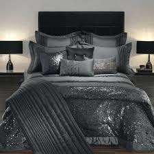 black lace duvet cover pink and full size