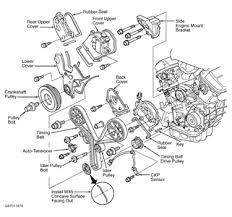 need a timing diagram for 1998 sebring lxi 2 5l engine fixya here are the diagrams