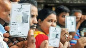 voter id cards may go digital before 5