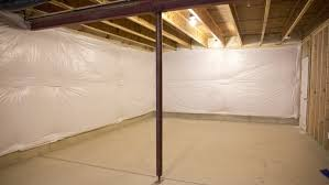 Unfinished Basement Design Extraordinary Basement Insulation Costs And Options Angie's List
