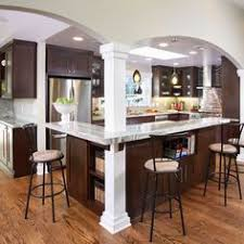 L Shaped Kitchen With Island On Kitchen L Shaped Island Islands 17