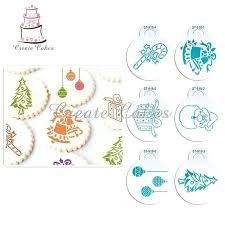 Christmas Tree Stencil Printable Christmas Stencils Nition Co