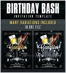 Club Flyer Templates Free Birthday Party Club Flyer Template Birthday Party Club