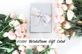 reminder multi ger 1 000 nordstrom gift card giveaway