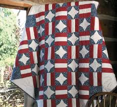 Free Quilt Patterns for Beginning to Experienced Quilters ... & Free Quilt Patterns for Beginning to Experienced Quilters | Patriotic quilts,  Quilt baby and Lap quilts Adamdwight.com
