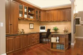 home office cabinetry. Custom Home Office Wall Organization Carved From Under Corner Of Larger Room Cabinetry