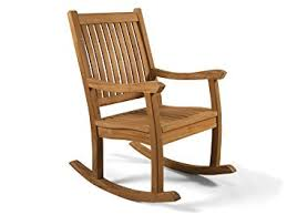 wooden rocking chair. premier grade a teak wooden rocking chair - outdoor wood g